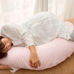 妊婦用の必須アイテム抱き枕を使った感想!腰痛や胃もたれも軽減された!