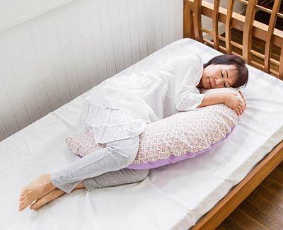 妊婦抱き枕1