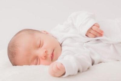 赤ちゃん頭の形